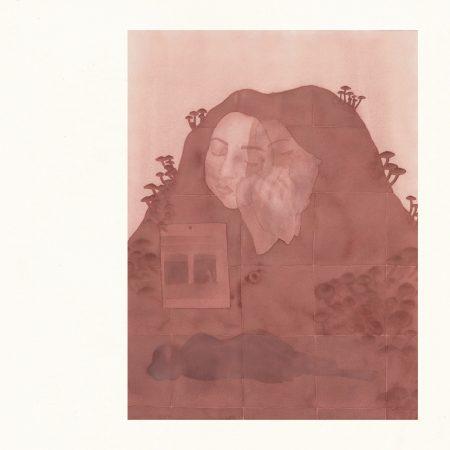 Lugares Familiares (familiar places). 2020. Watercolor on cotton paper. 65 x 50 cm.